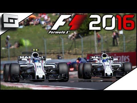 F1 2016 - RACE DAY HUNGARY! E22