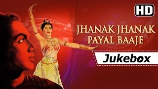Download Jhanak Jhanak Payal Baje [1955] Songs | Sandhya - Gopi Krishna | Lata Mangeshkar Hits [HD] MP3 song and Music Video