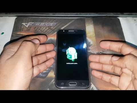 Samsung Galaxy J5 2015 J500H Official Marshmallow 6.0.1 Update
