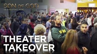Son of God | All Cities Theater Takeover | 20th Century Fox