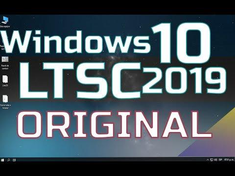 Windows 10 Enterprise LTSC 2019 | ABRIL | ORIGINAL | 1809 17763 437 | 32 &  64 Bits