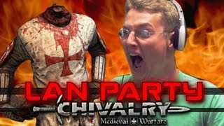 LAN Party: Chivalry Arena Battles
