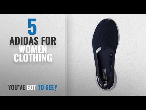 top-5-adidas-for-women-clothing-[2018]:-adidas-women-cloudfoam-lite-racer-slip-on-shoes,