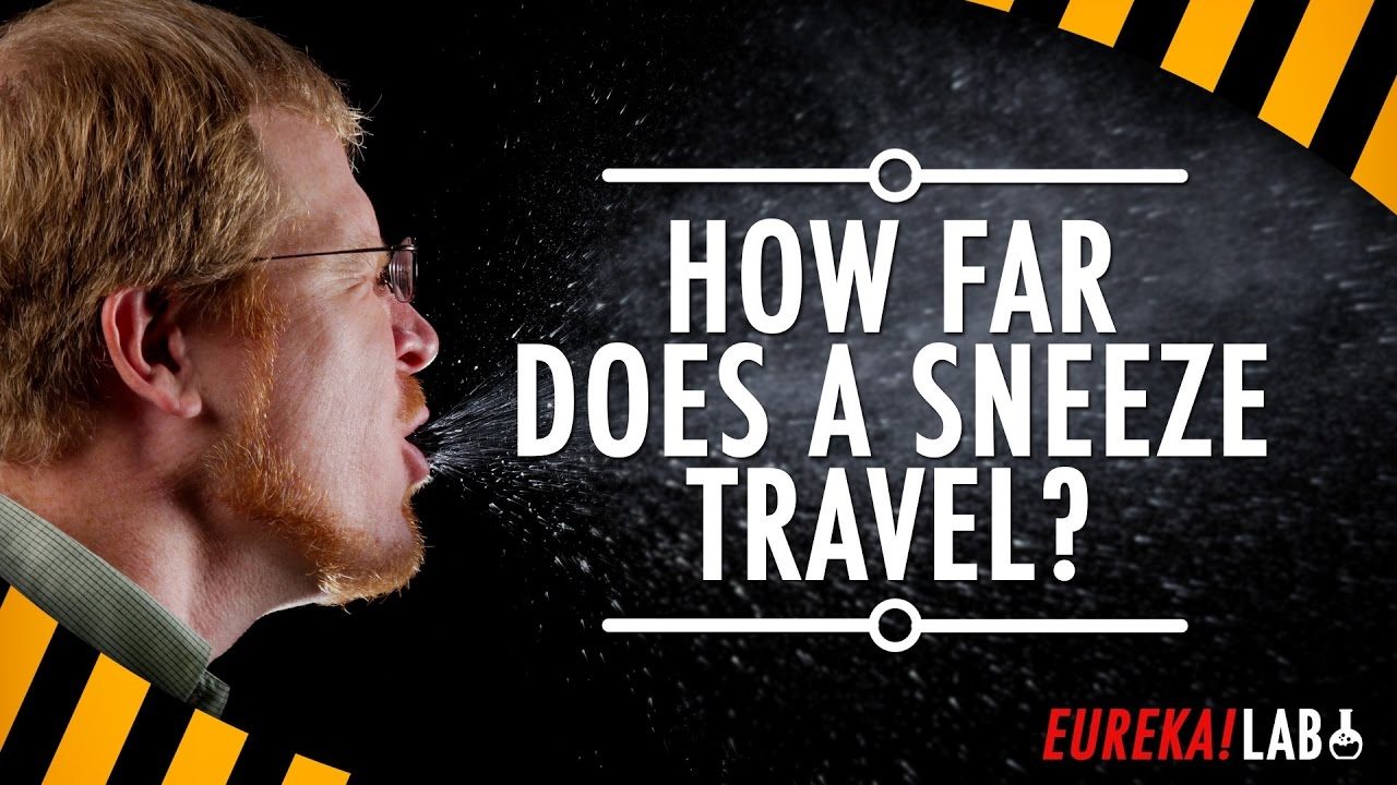 DIY Science: How far does a sneeze travel? Snot science ...