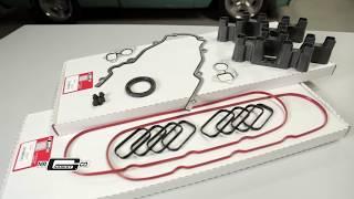 GM Chevy LS Engine Camshaft Change Gasket Kits Mr Gasket 61010G 61011G 61012G