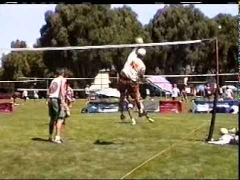 Portable Volleyball Net System - Cobra Sports International
