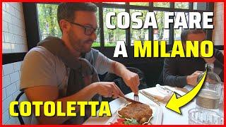 CHICCHE su MILANO (cosa fare a Milano in un week end) [Travel Vlogs]