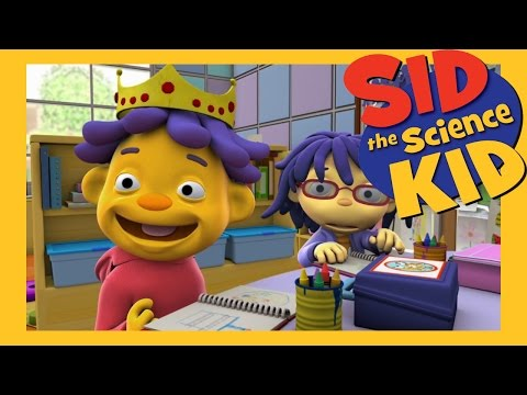 Super Fab Lab! Food Groups - Sid The Science Kid - The Jim Henson Company