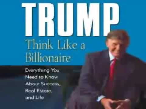 TRUMP - THINK LIKE A BILLIONAIRE | Full Audiobook