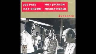 Joe Pass, Milt Jackson, Ray Brown & Mickey Roker - Grooveyard