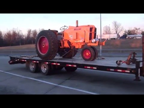 TUBALCAIN TAKES A SOUTHERN ROADTRIP pt 1 of 3 tractor pulling