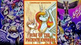 "Fanfiction R&R: ""Rise of The Phoenix Empress"""