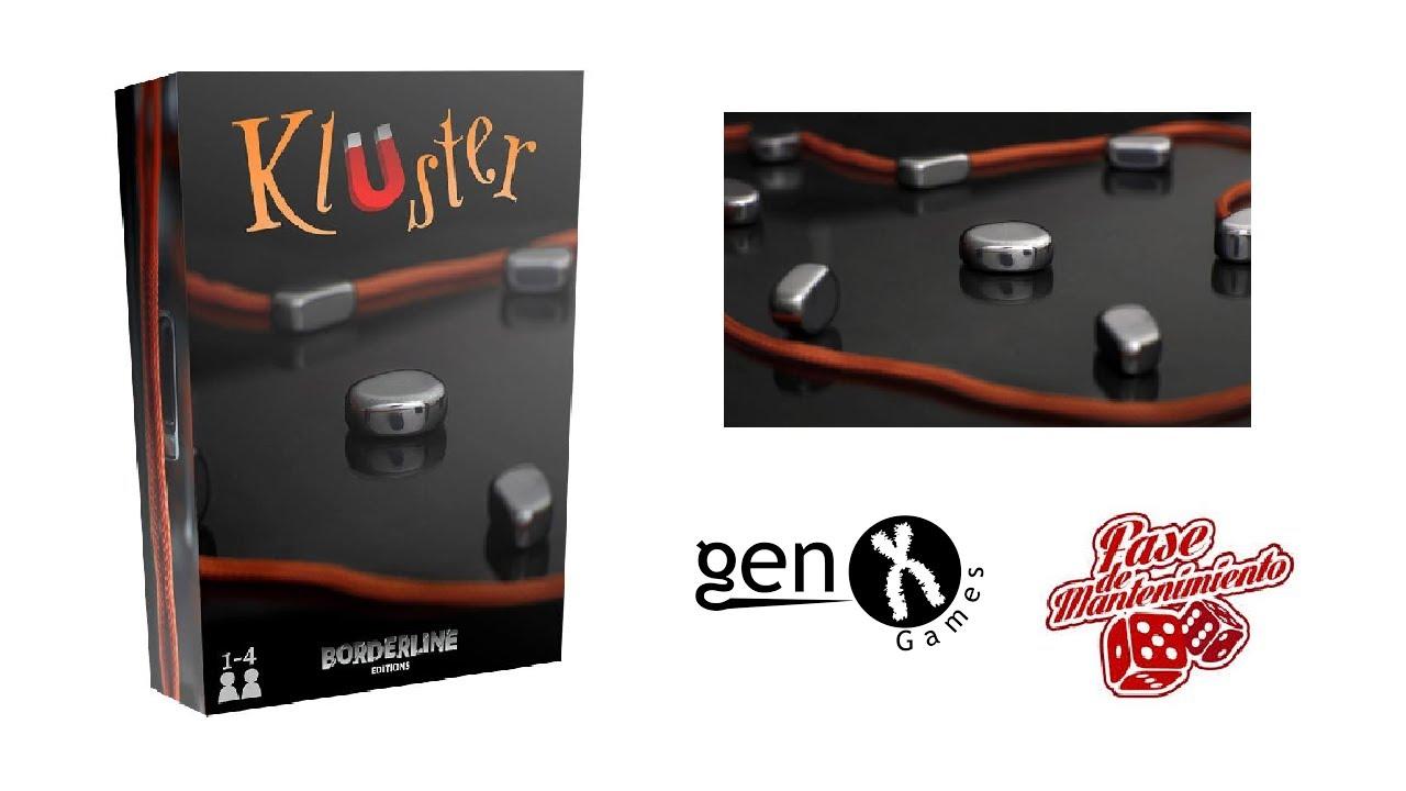 Kluster - Gen X Games - Videoreseña