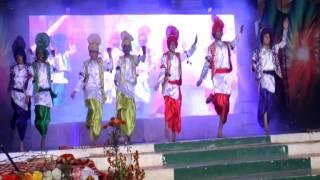 DPS Kaithal Annual Function 16th Feb 2015 (BHANGRA)