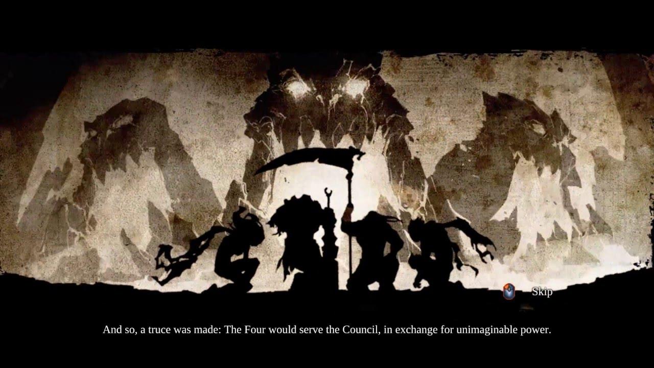 Darksiders II: Thần chết 6 múi [1]
