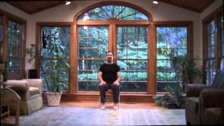 Chair Yoga for Core Strength
