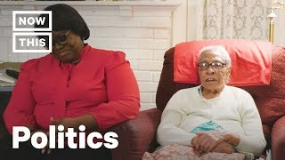 92-Year-Old Black Woman Overcame Hurdles to Vote in Georgia in 2018 | NowThis