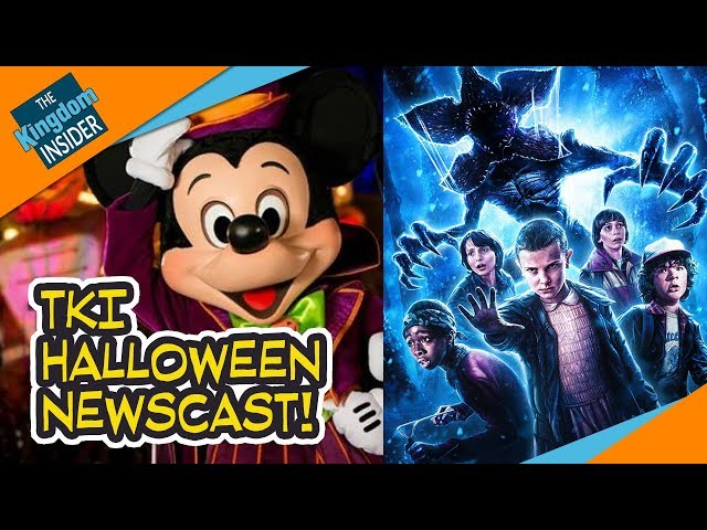 Mickey's Not-So-Scary Halloween Party, Halloween Horror Nights 2018 and More