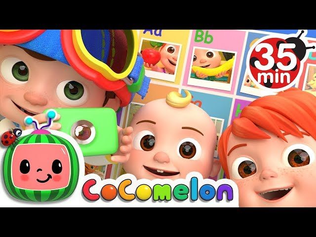 ABC Phonics Song | + More Nursery Rhymes & Kids Songs - ABCkidTV