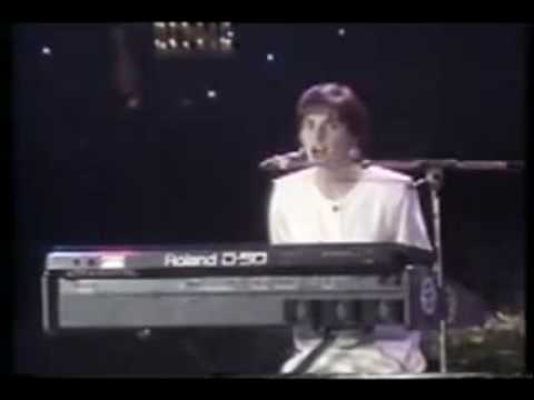 Enya - Storms in Africa (1989 LIVE)