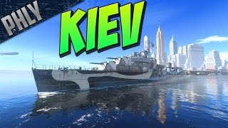 MY FAVORITE DESTROYER (World Of Warships Gameplay)
