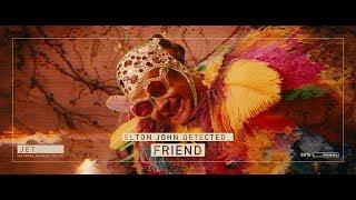 Kingsman The Golden Circle - Elton John Saves Kingsman agent From RoboDog