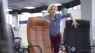Обзор компьютерного кресла АТЛАНТ