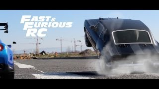 Fast & Furious RC : The Greatest Car Chase
