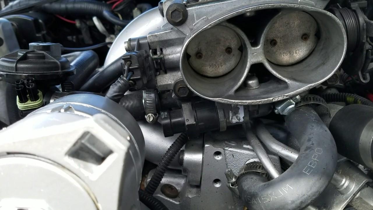 1987 corvette engine diagram