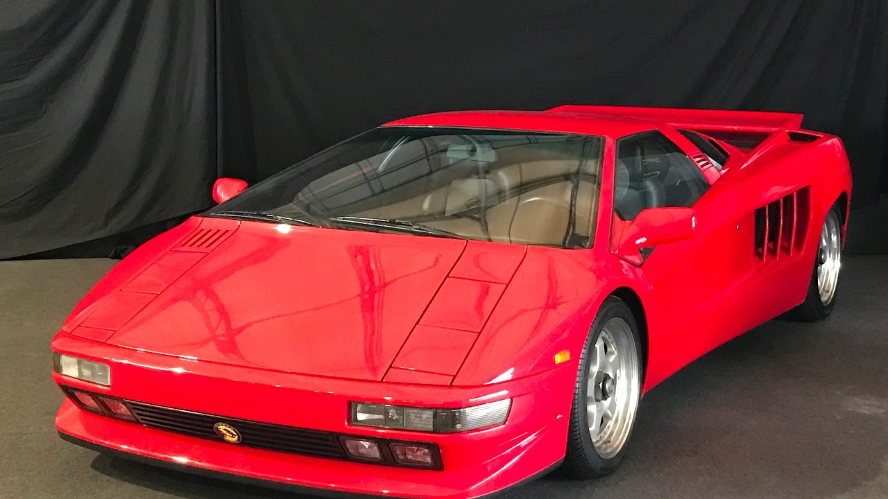 CIZETA V16T engine sta...