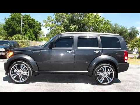 Julians Auto Showcase >> 2010 Dodge Nitro - Julian's Auto Showcase - YouTube