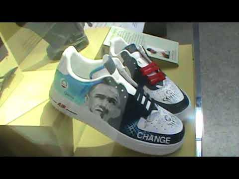 Obama Air Jordans