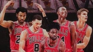 IT'S TIME FOR THE CHICAGO BULLS TO START LIVING UP TO POTENTIAL!!