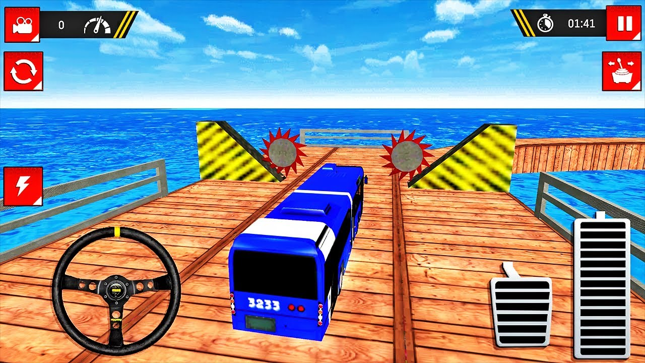 Impossible Bus Driving Master Simulator 3D #2 Free Bus Games 2020 - Android Gameplay
