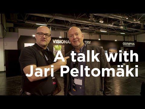 A talk with Jari Peltomäki