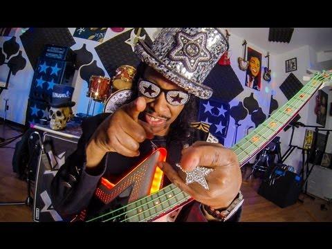 GoPro POV Bootsy Collins Bass Solo