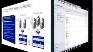 System Center 2012 Disaster Recovery with HyperV Replica