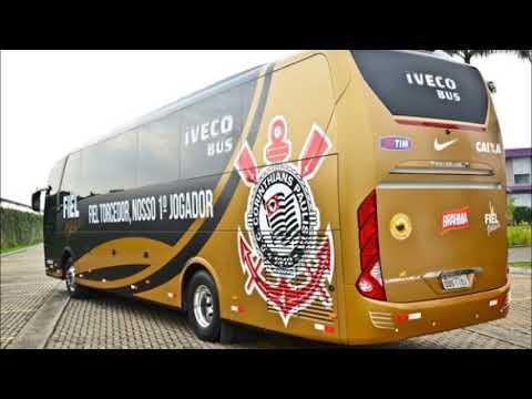 20 ônibus De Clubes Mais Bonitos Do Brasil
