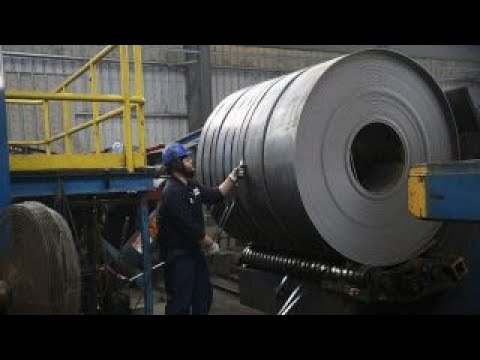 FJM Ferro CEO: We pay about 30 percent more thanks to Trump's steel tariff