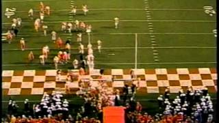 1998 # 1 Tennessee 28 # 10 Arkansas 24