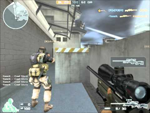 Crossfire Sniper JuJu.? [TrnsfmcPuB]