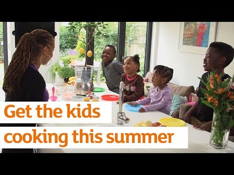 Get the kids cooking this summer | Summer Sorted | Sainsbury's