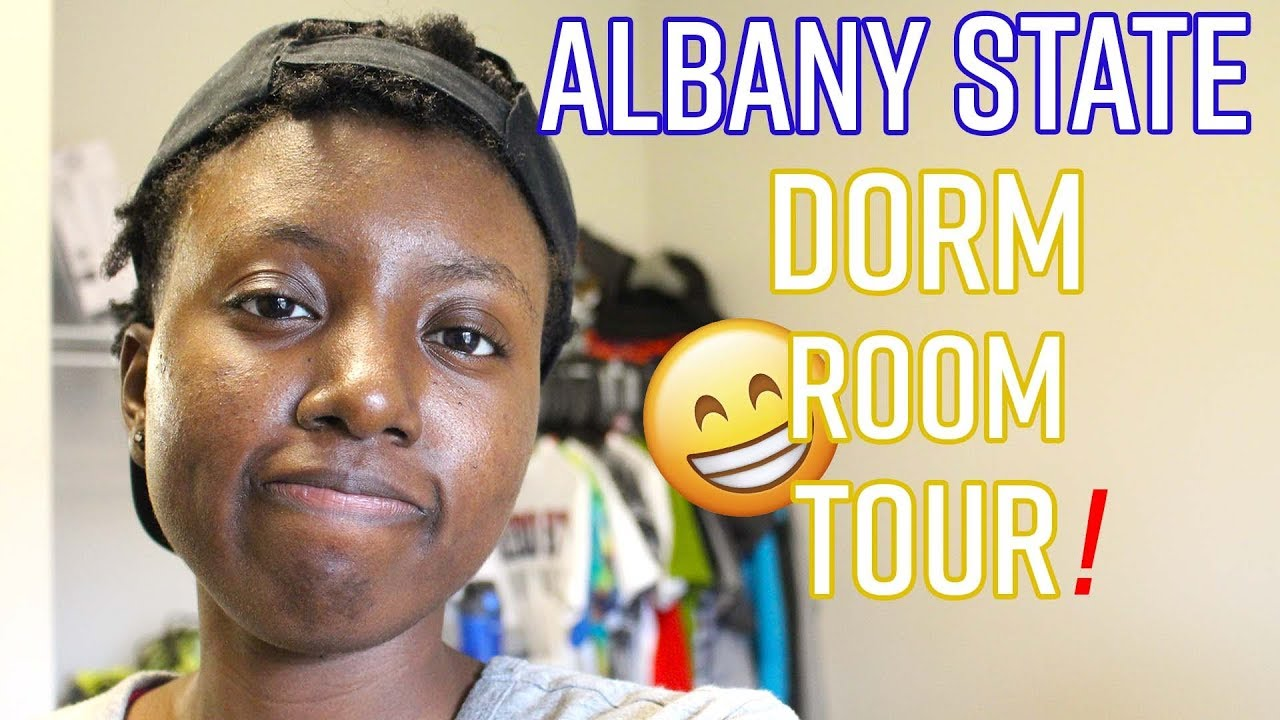 Albany State University Room Tour: ASU 2017 L FTM Part 72