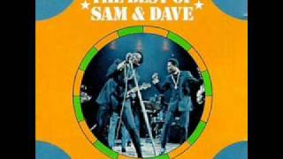 Sam and Dave - Hold on I