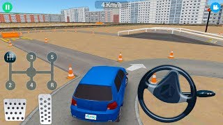 Driving School Nepal - Drive Car, Bus & Motorcycle - Gameplay Android game