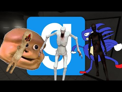 We Back, Baby! (again) | GMod SCP Funny Moments!