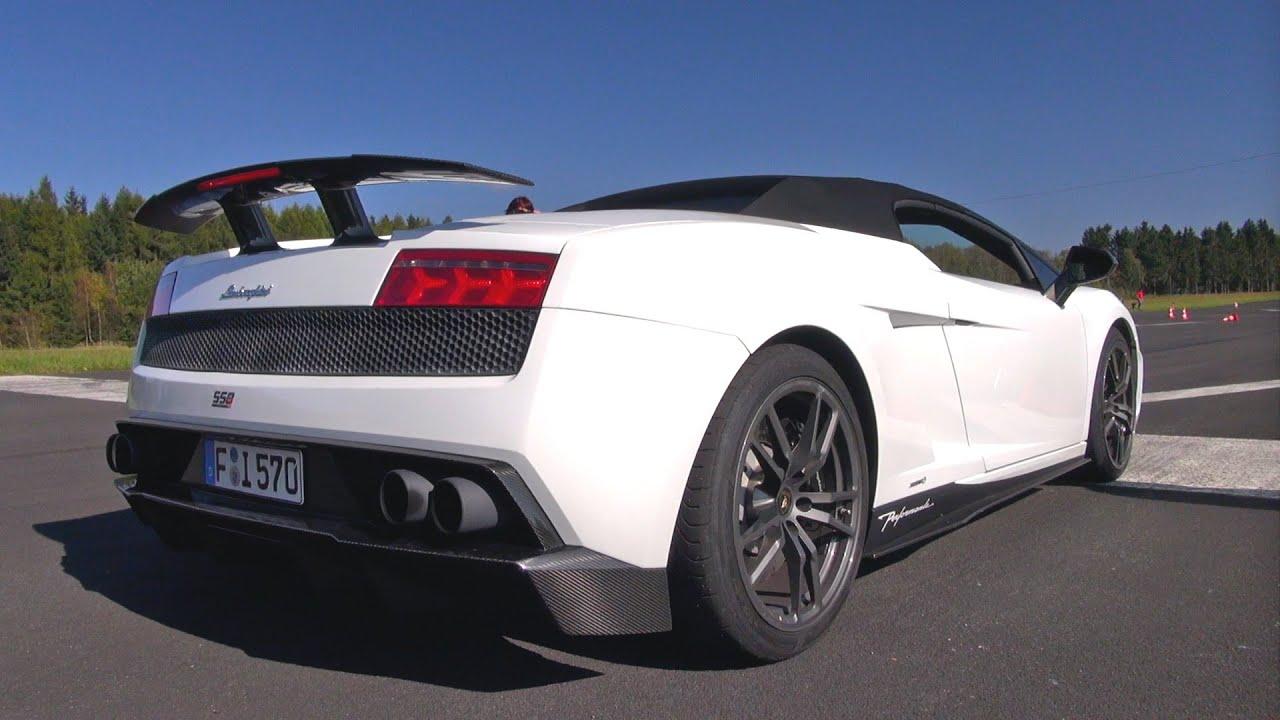 Lamborghini Gallardo Lp570 4 Spyder Performante Lovely Sounds