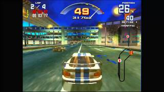 SCUD RACER 2nd Track, Dodge Viper. -HighQuality- Thumbnail