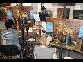 Мастер классы живописи Елены Ильичевой в Москве Сентябрь 2017 mp3
