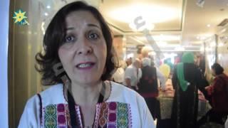 بالفيديو: الاتحاد العام للمرأة الفلسطينية ينظم السوق الخيرى السنوى فى القاهرة